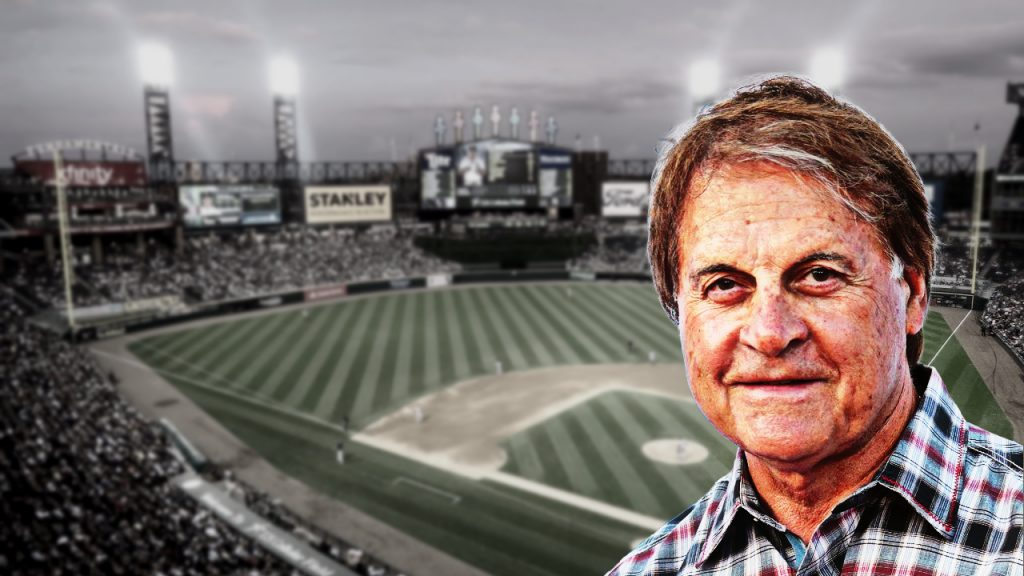 Tony LaRussa named White Sox manager