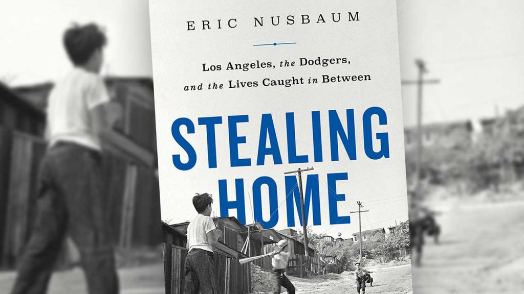 Stealing Home Book Cover