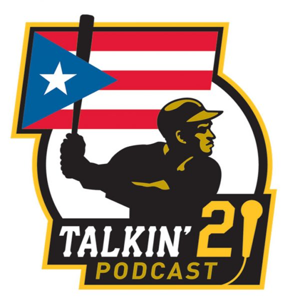 Talkin' 21 series logo