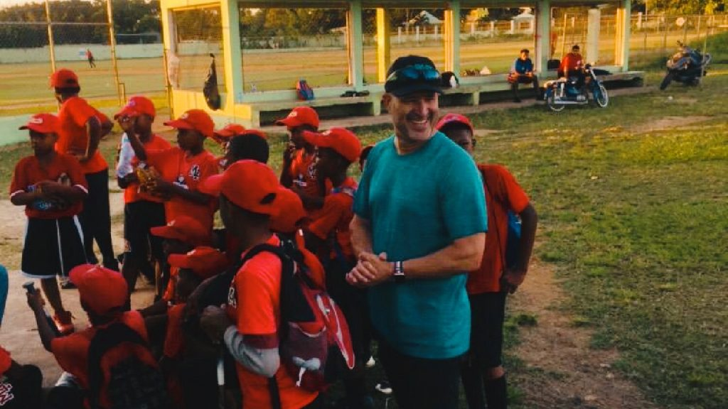 Seattle Mariners, Manny Acta, Impacta Kids, San Pedro de Macoris, Dominican Republic