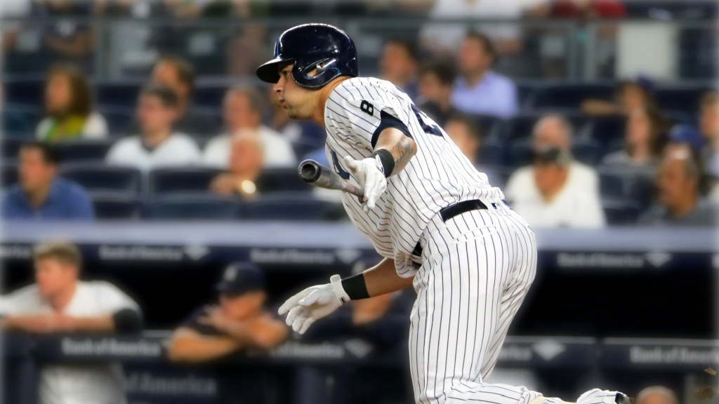New York Yankees, Gary Sanchez